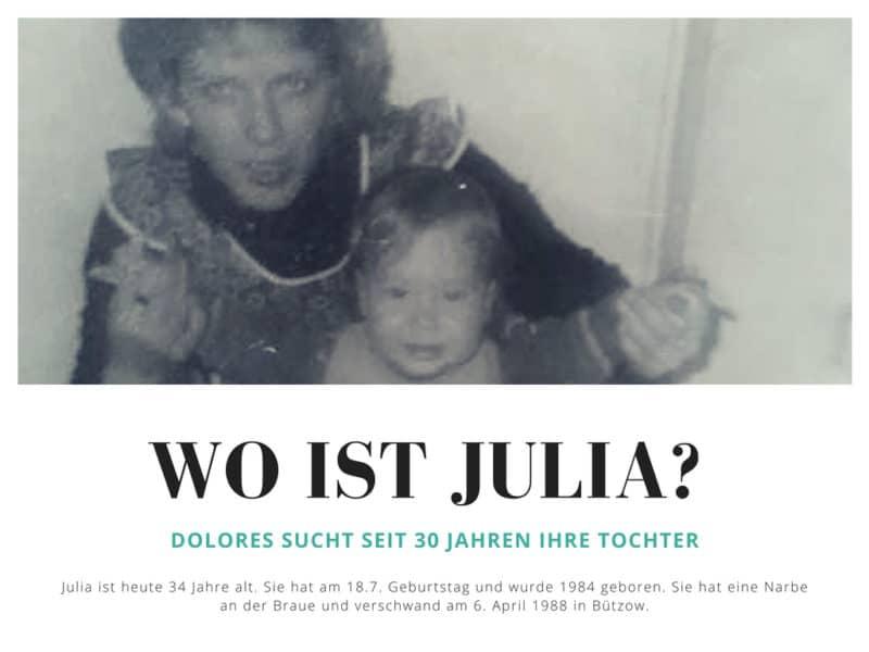 wo ist julia