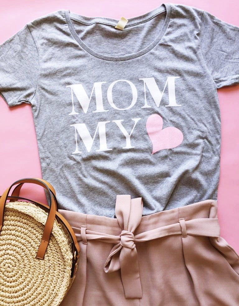 mommy shirt minimenschlein