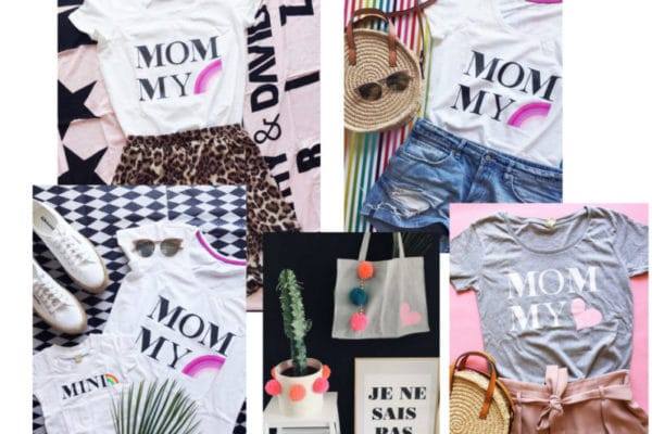 mommy shirt partnerlook