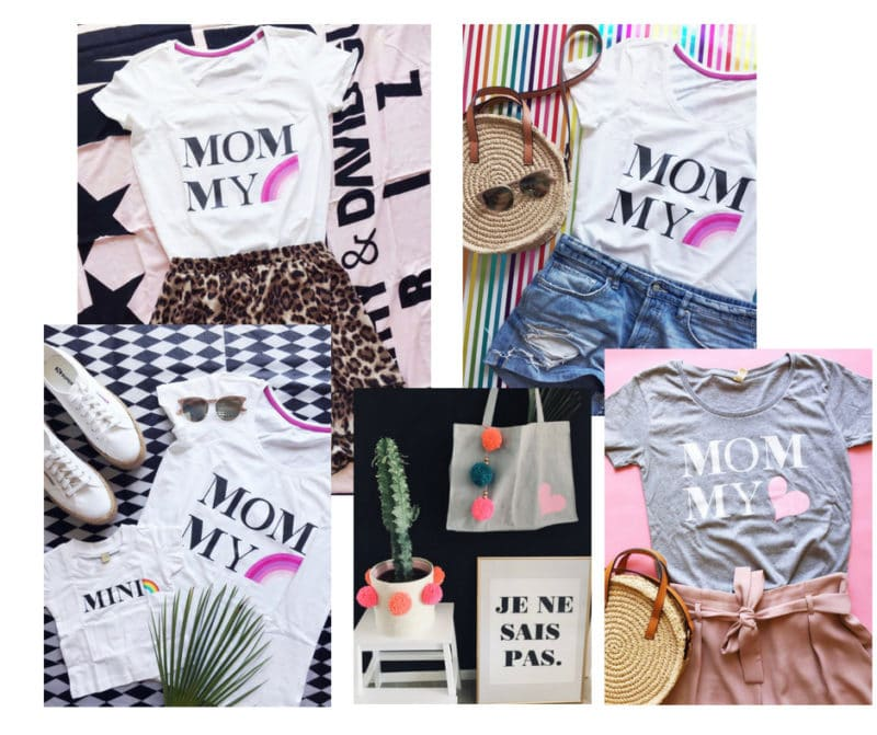 Mommy Shirt Mini Shirt – jetzt im Summer Flash Sale