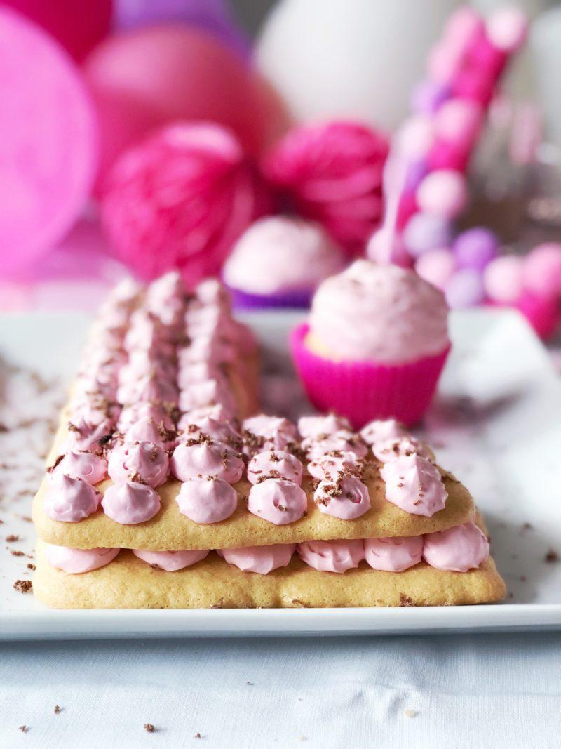 Lettercake Rezept: So einfach gelingt dieser Buchstabenkuchen