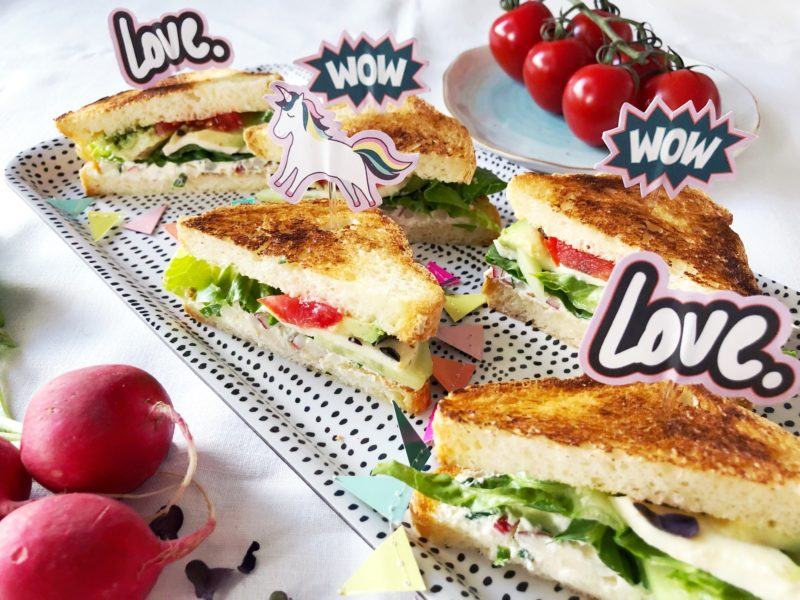 glutenfreie sandwichs