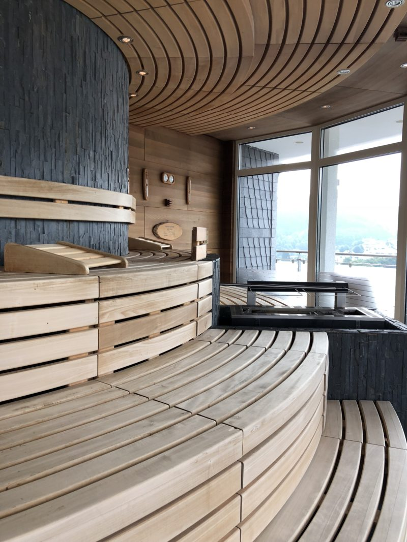 panorama sauna sonnenpark