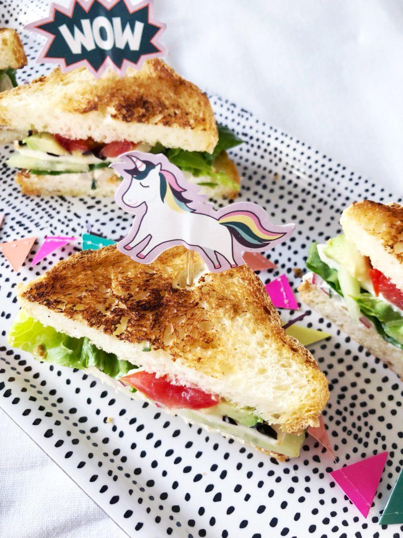 sandwichs für kinder
