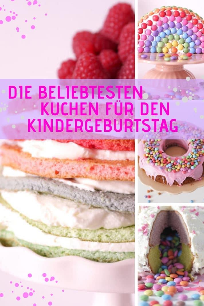 Kindergeburtstag Kuchen Ideen Die Besten Rezepte Fur Kinder