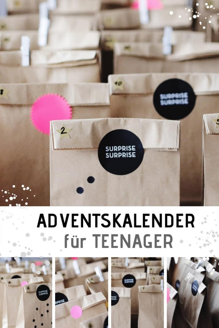 adventskalender teenager