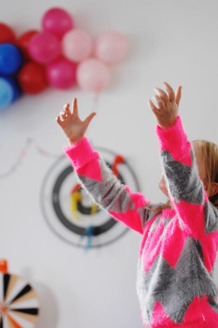 kindergeburtstag spielideen