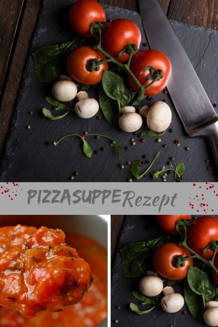 pizzasuppe rezept