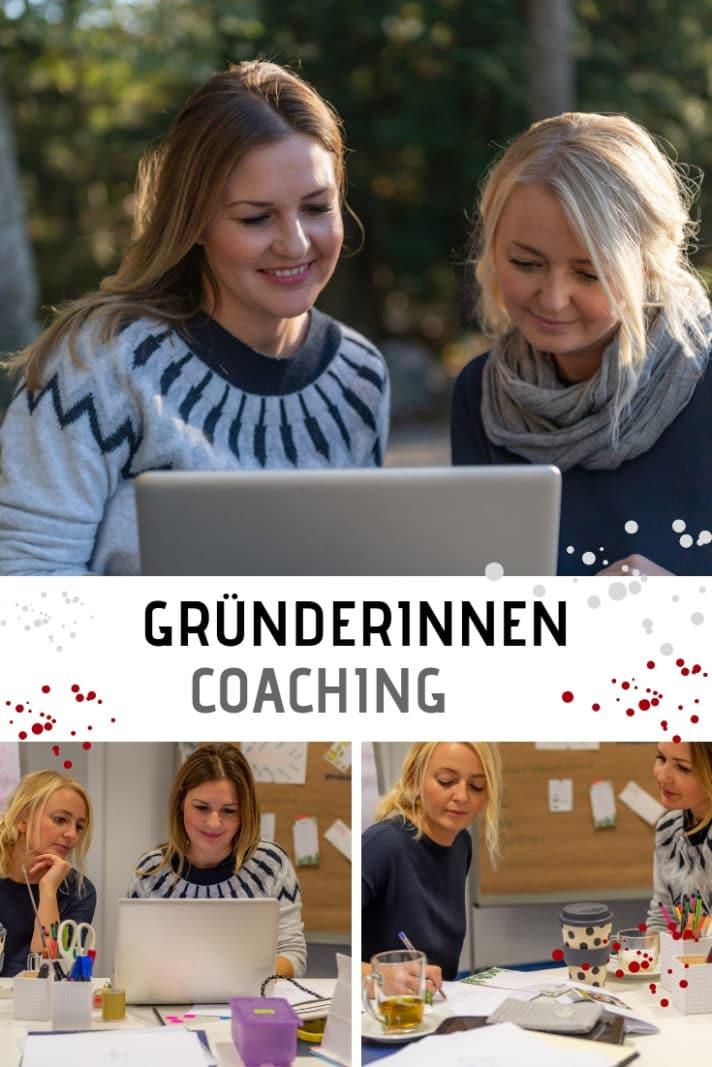 gründerinnen coaching