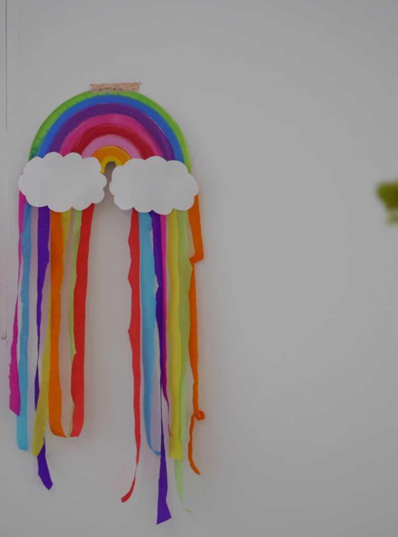 regenbogen Bilder diy