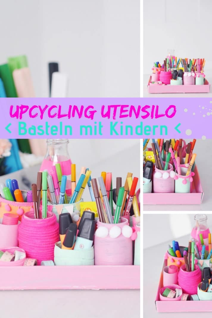 Upcycling Idee Kinder