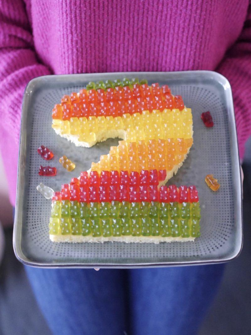Gummibarchen Kuchen Minimenschlein De
