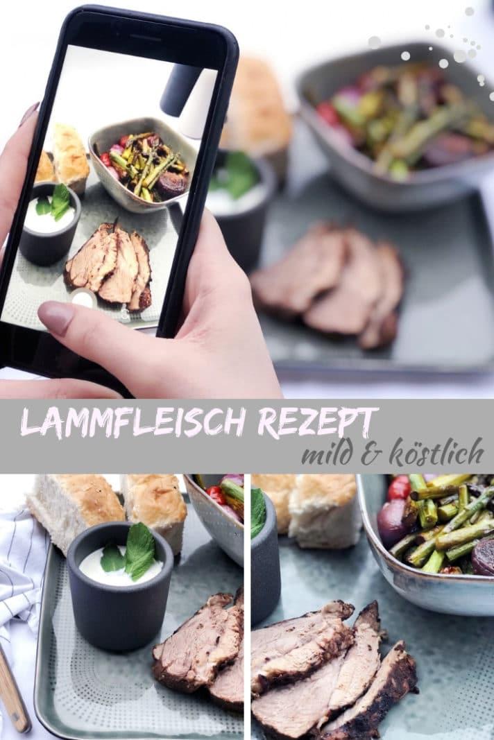 lammfleisch rezept