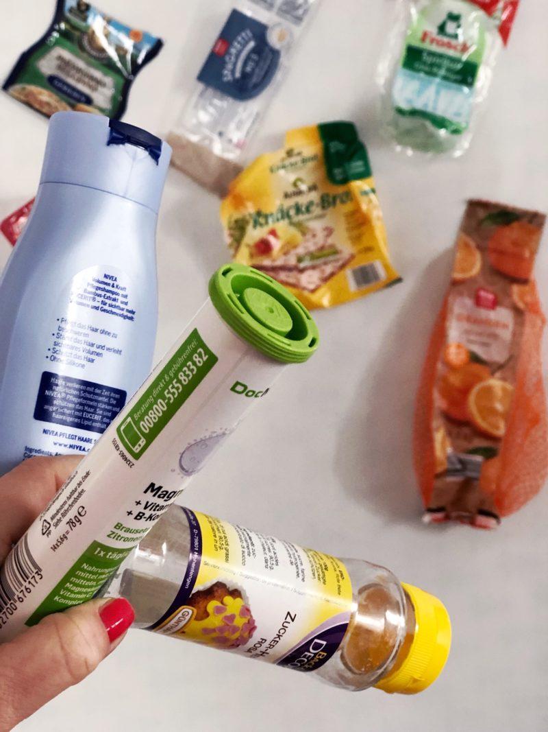 plastikprojekt kinder
