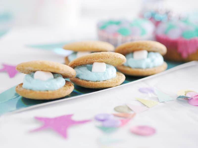 meerjungfrau kekse