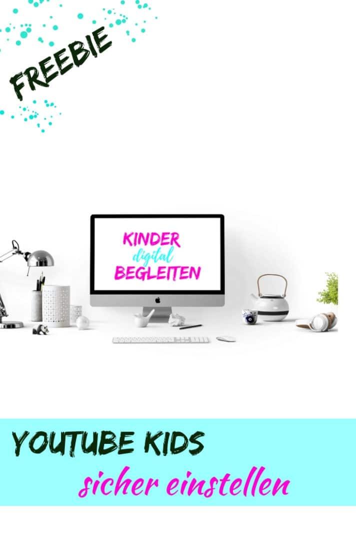 youtube kids sicher einstellen