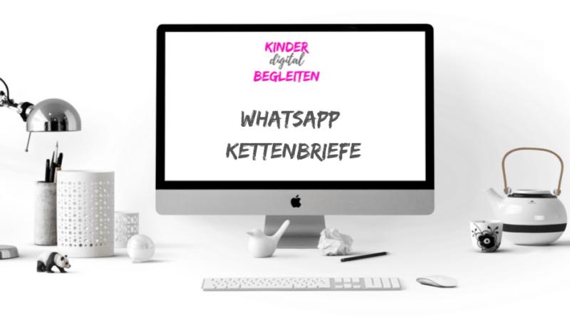 Kettenbriefe Bei Whatsapp