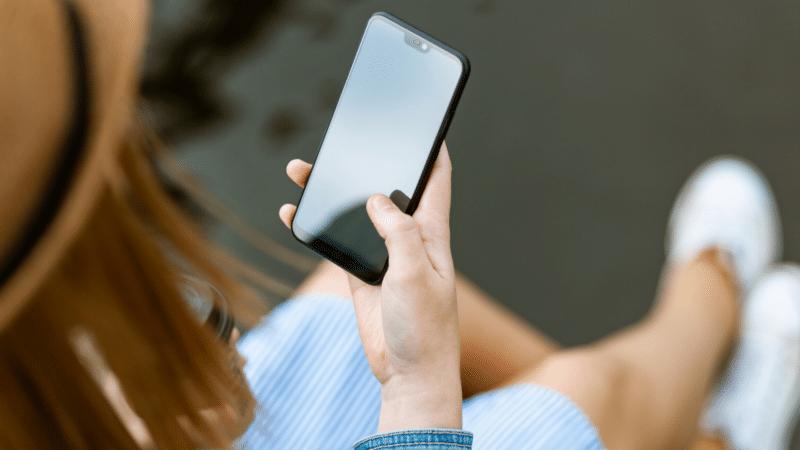 smartphone zu weihnachten