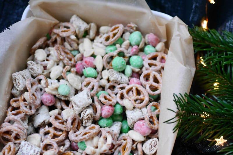christmas crunch rezept