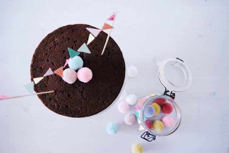 Schokoladenkuchen saftig