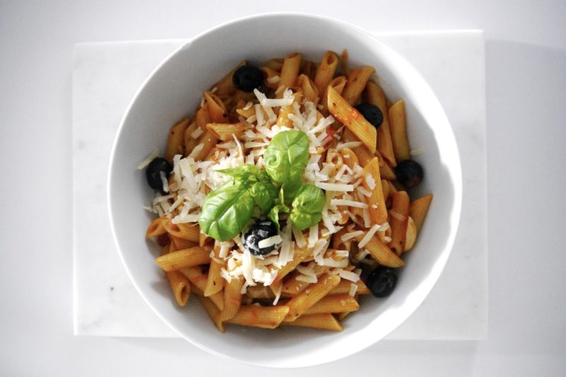 schnelle one pot pasta