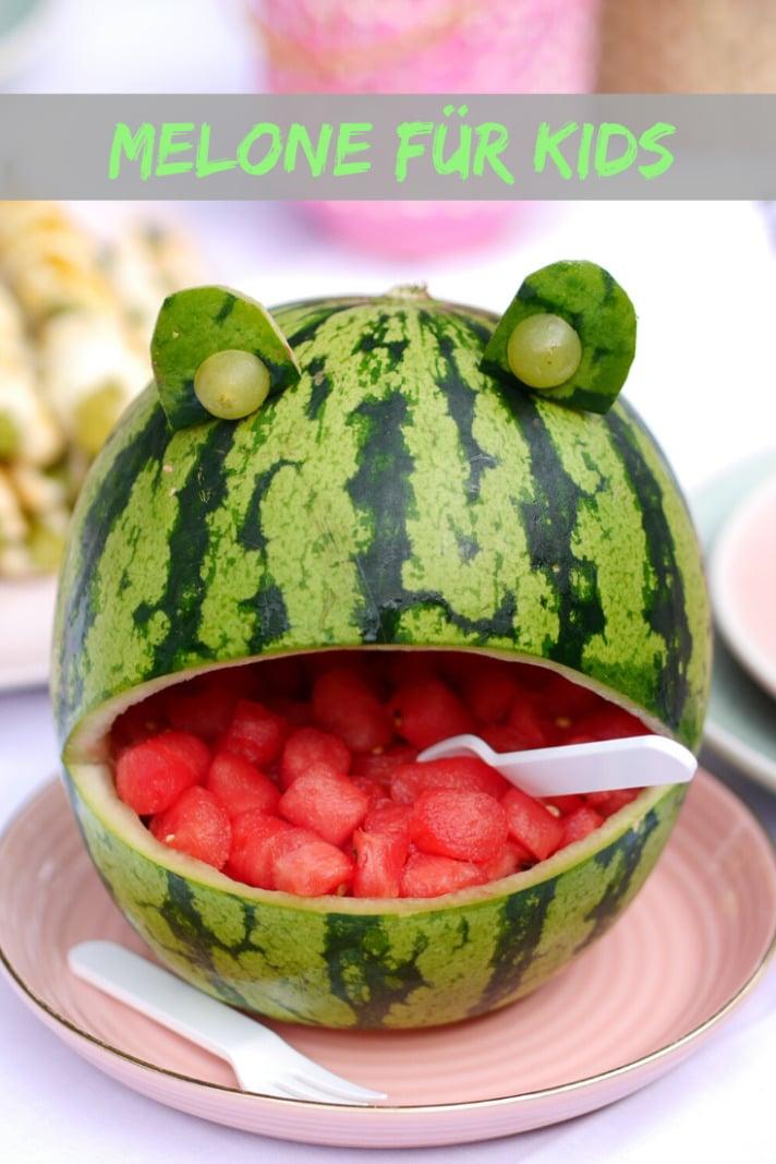 melone für kinder