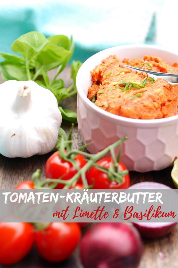 tomaten kräuterbutter
