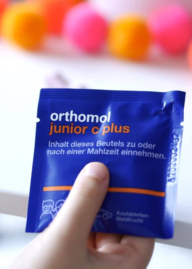 orthomol junior