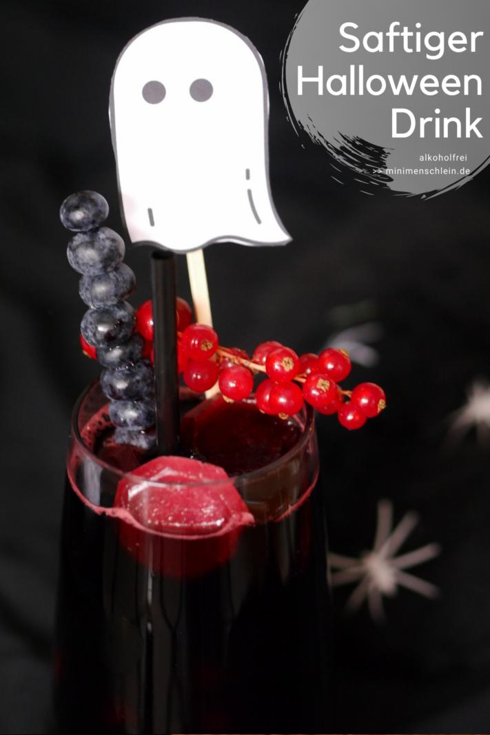 Halloween Drink für Kinder