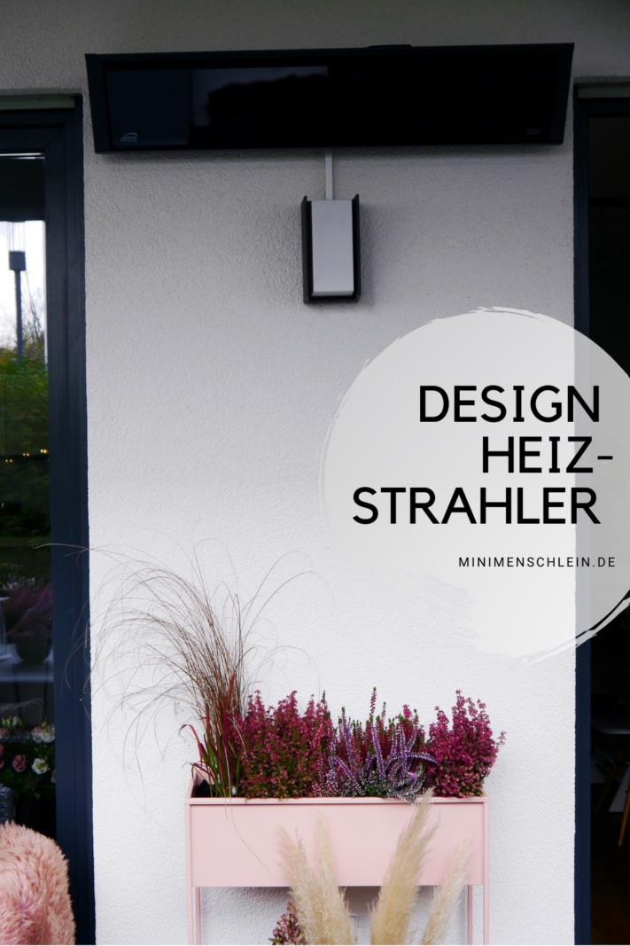 Design Heizstrahler von WAREMA