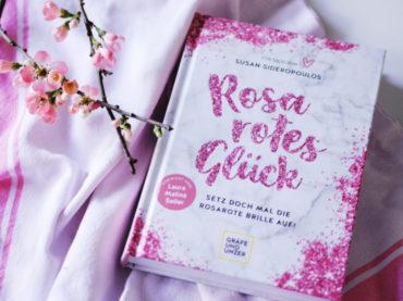 Rosarotes Glück - das wunderbare Buch von Susan Sideropoulos