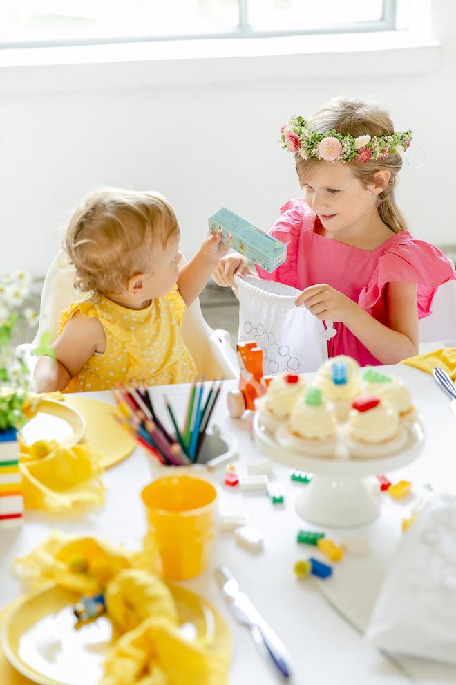 Gastgeschenke für Kinder zur Hochzeit